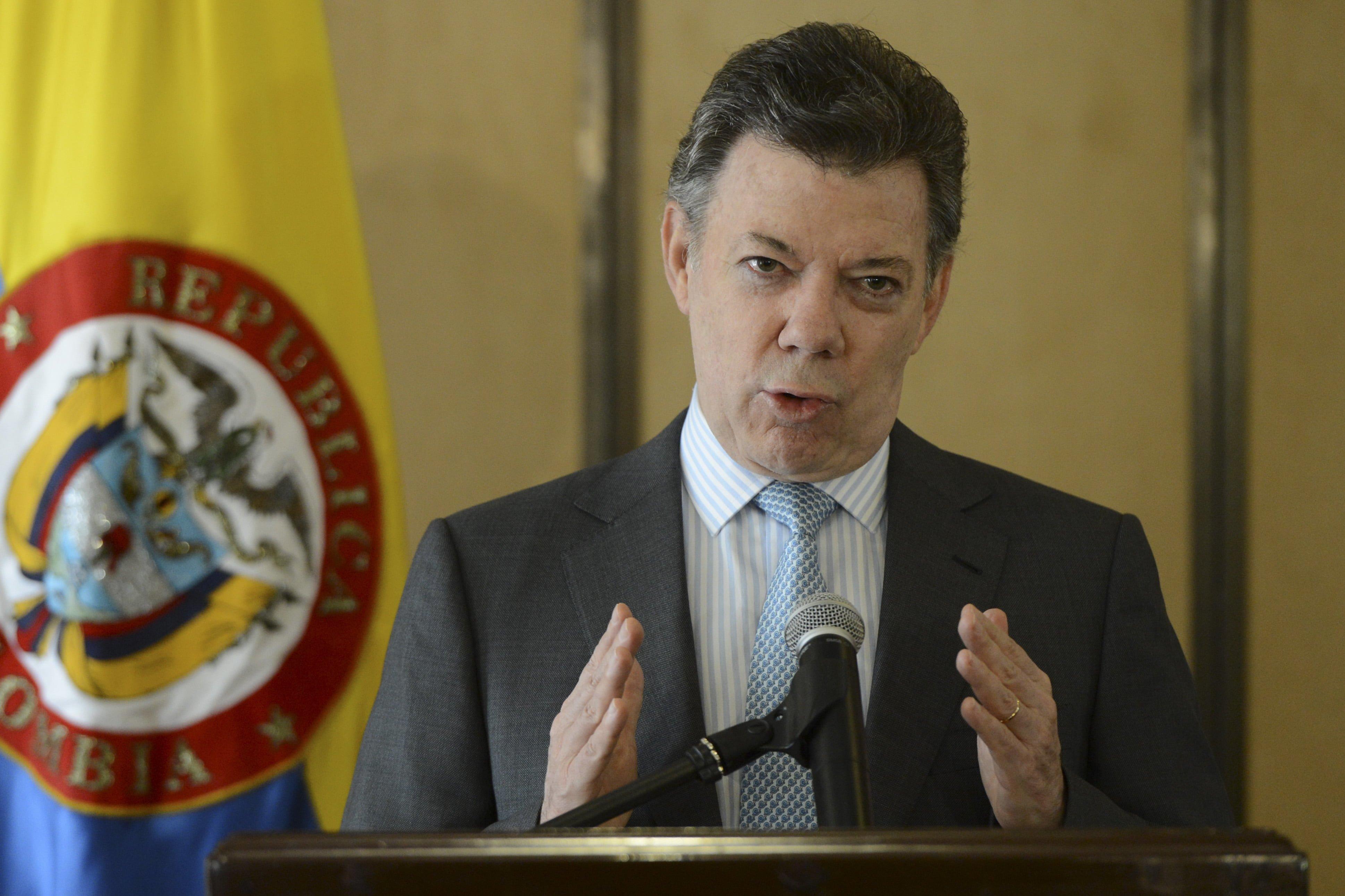 Esta es la agenda del Presidente Santos en Montería.