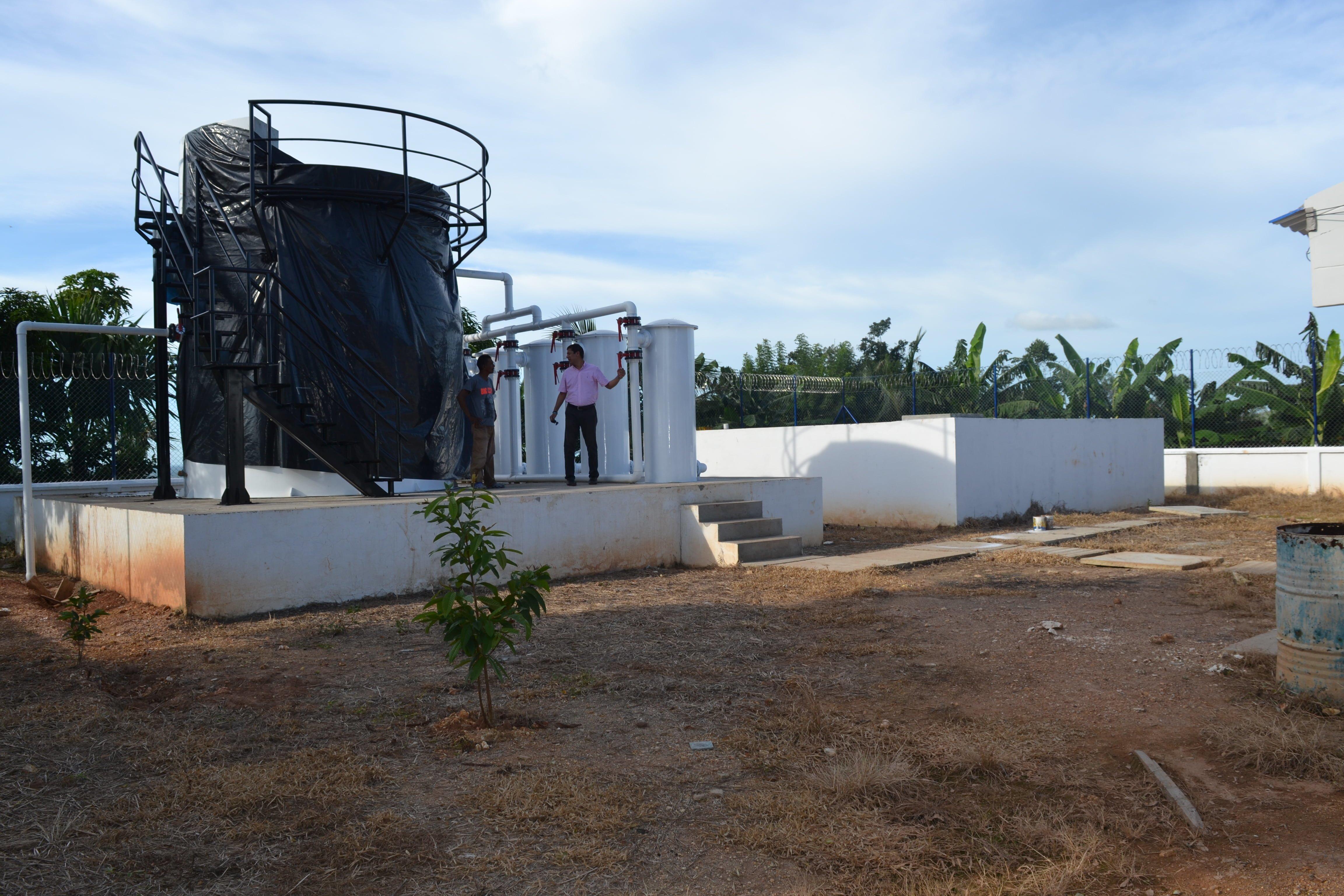 En etapa final proyectos de saneamiento básico en Lorica
