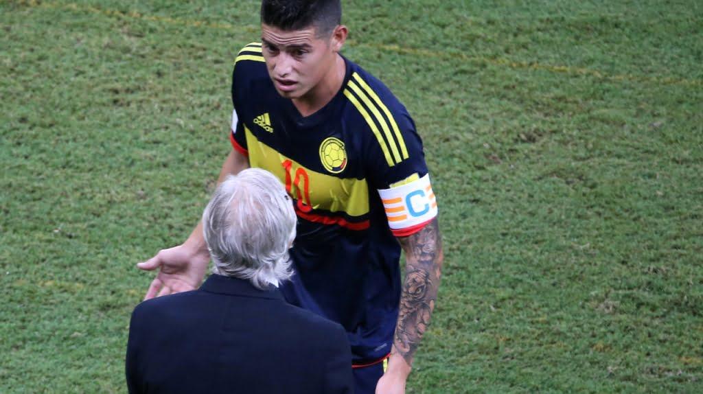 Selección Colombia hace enfurecer al Real Madrid con el diagnóstico de James