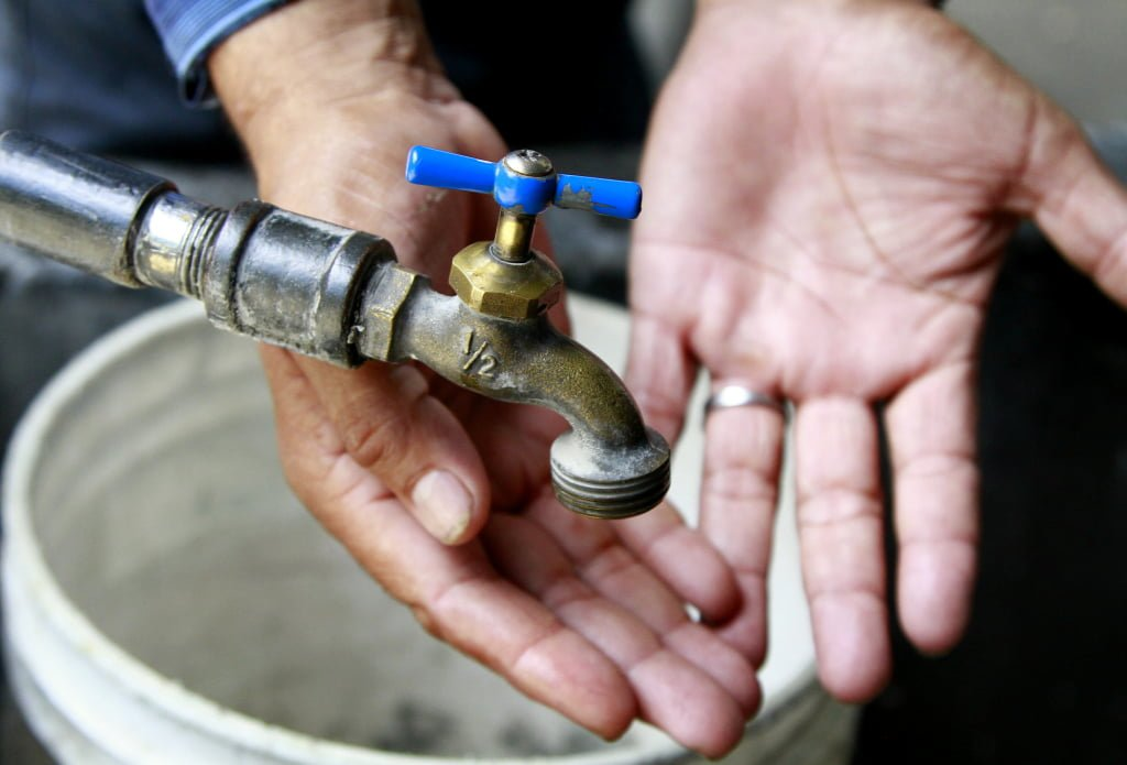 Algunos barrios de Montería sin agua hoy