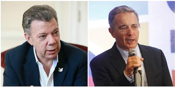 Santos y Uribe se pronunciaron sobre resultados del plebiscito