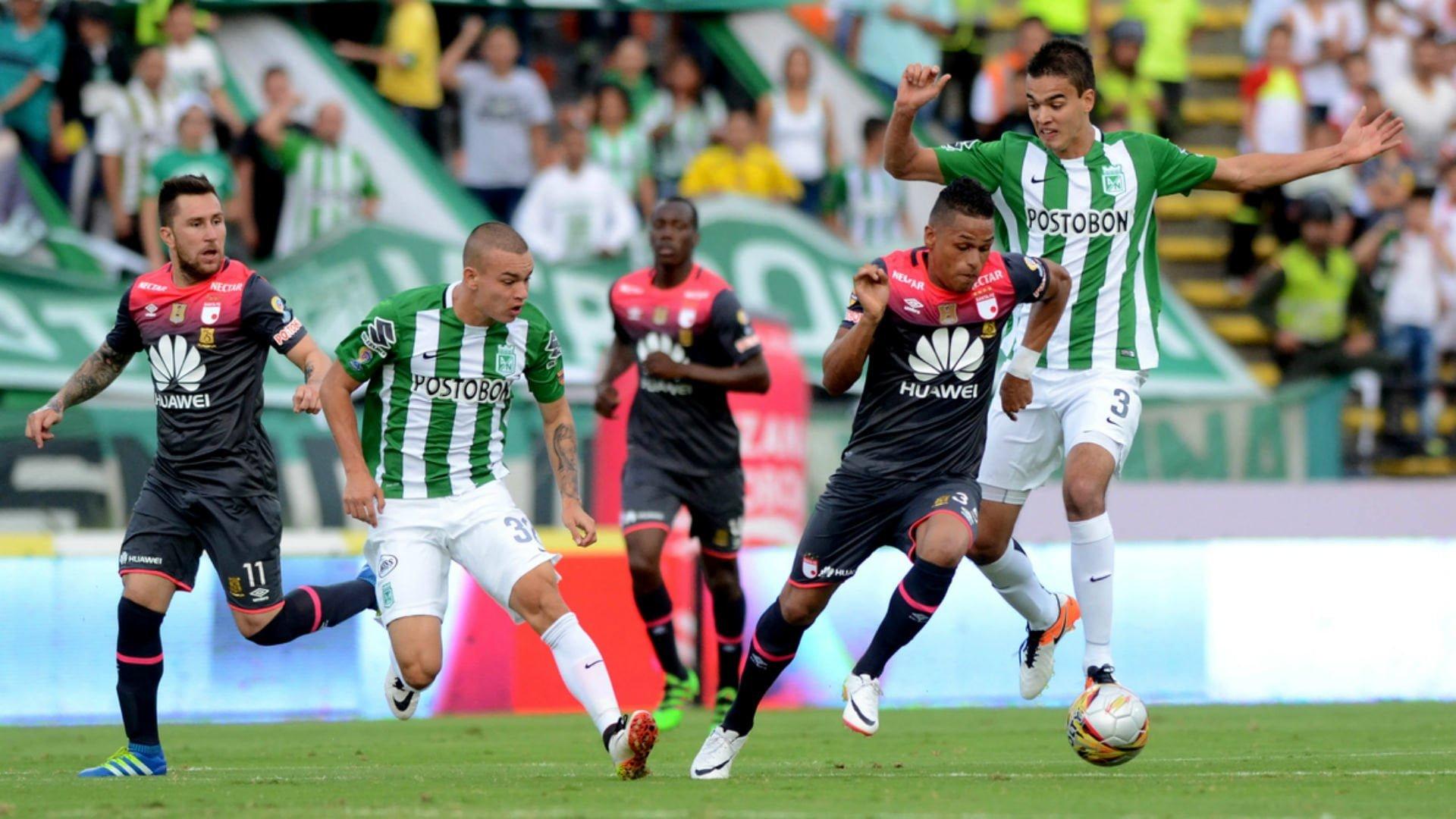Santa Fe y Atlético Nacional definen segundo finalista de Copa Colombia