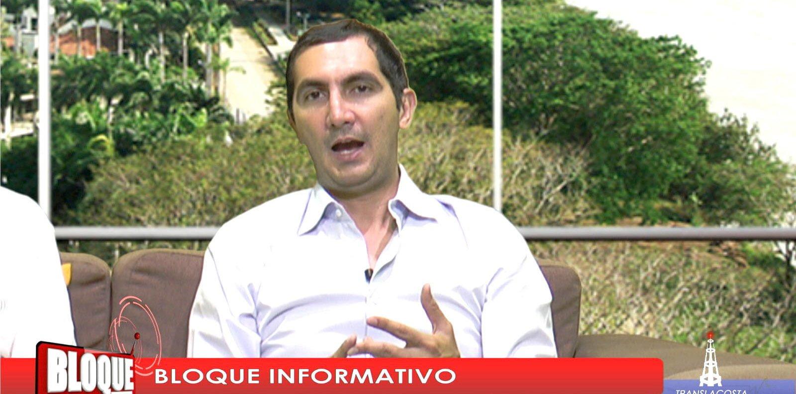 «EPM pa' la costa y pa' fuera Electricaribe!, entrevista a David Barguil