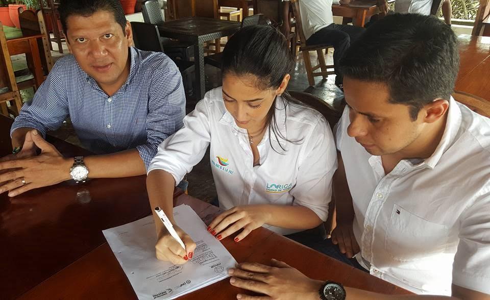 Alcaldía firmó convenio con Punto Vive Digital Lab