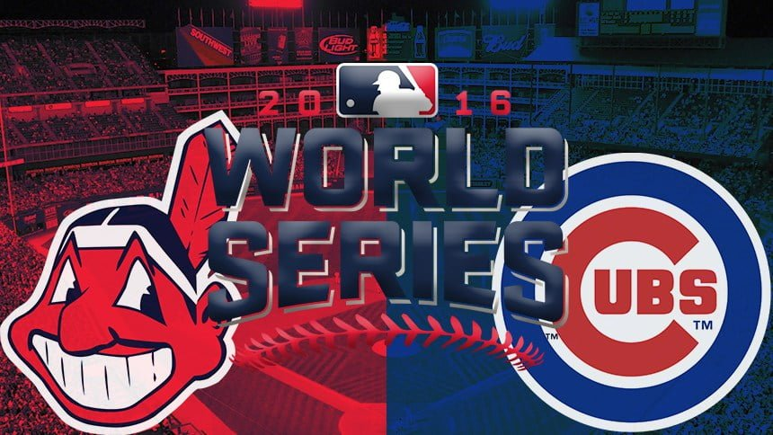 Indians Vs Cubs, final de las Grandes Ligas