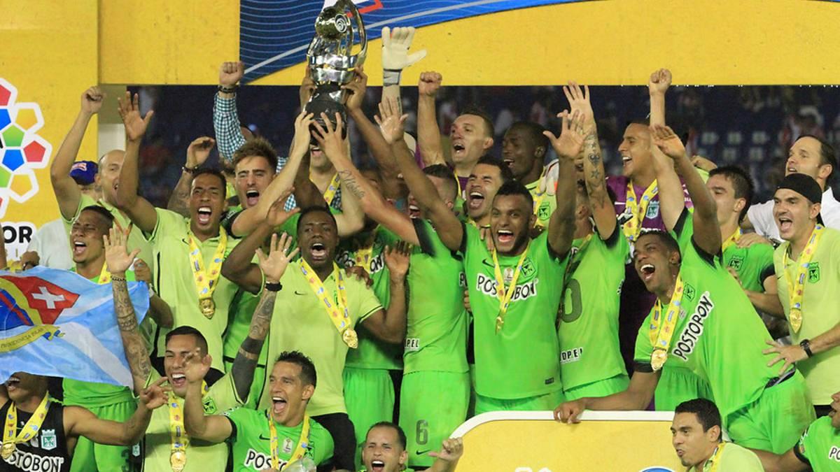 Nacional gana la Copa Colombia y completa 26 títulos