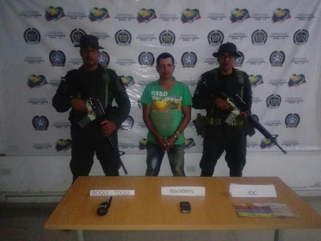 """Policía capturó a alias """"Kaliman"""" integrante del """"Clan del Golfo"""""""
