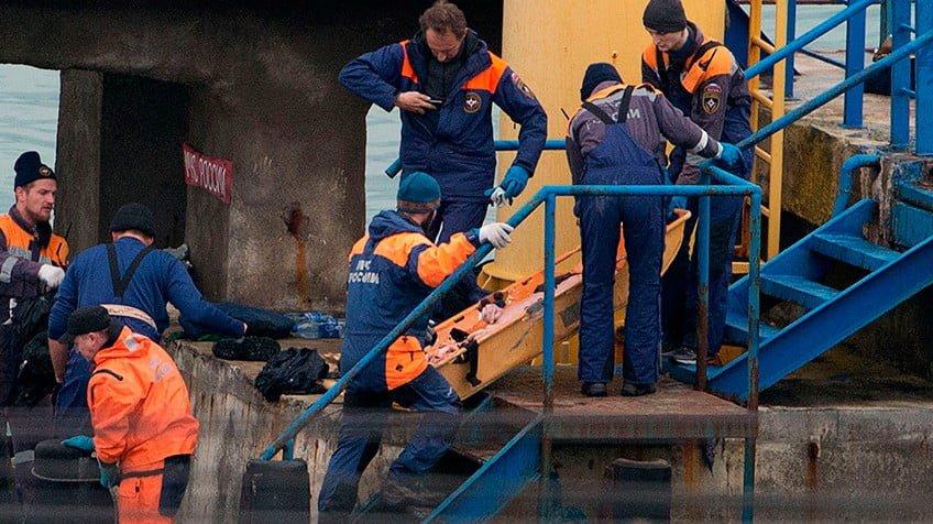 Tragedia aérea en Rusia deja 92 muertos