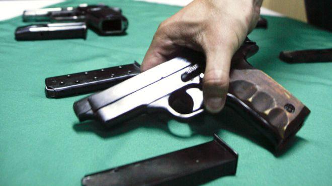 Lista la nueva reglamentación para el porte de armas en Colombia