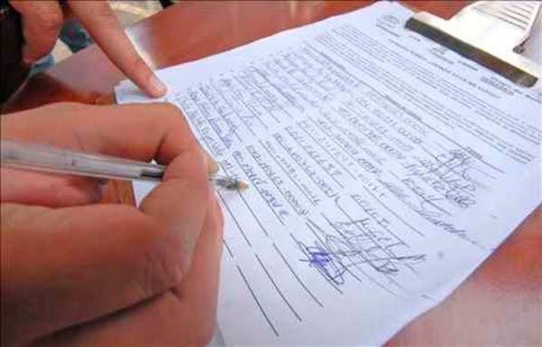 Recolección de firmas para disminuir salario de congresistas es un hecho