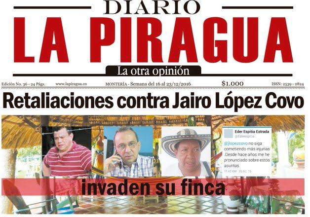 Continúa la tensión en San Andrés de Sotavento