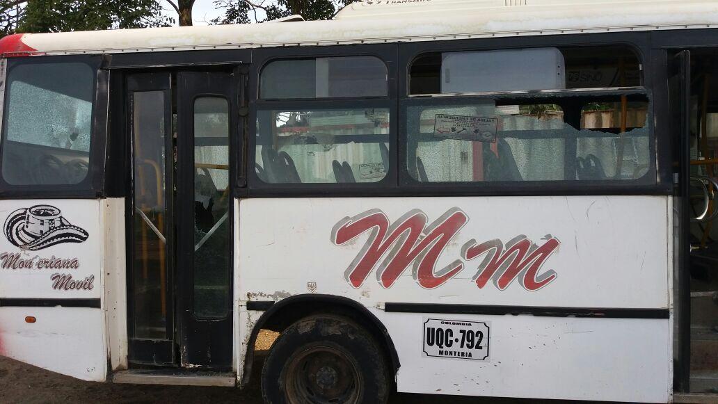 Así se pronunciaron MetroSinú y Monteriana Móvil frente a hechos vandálicos