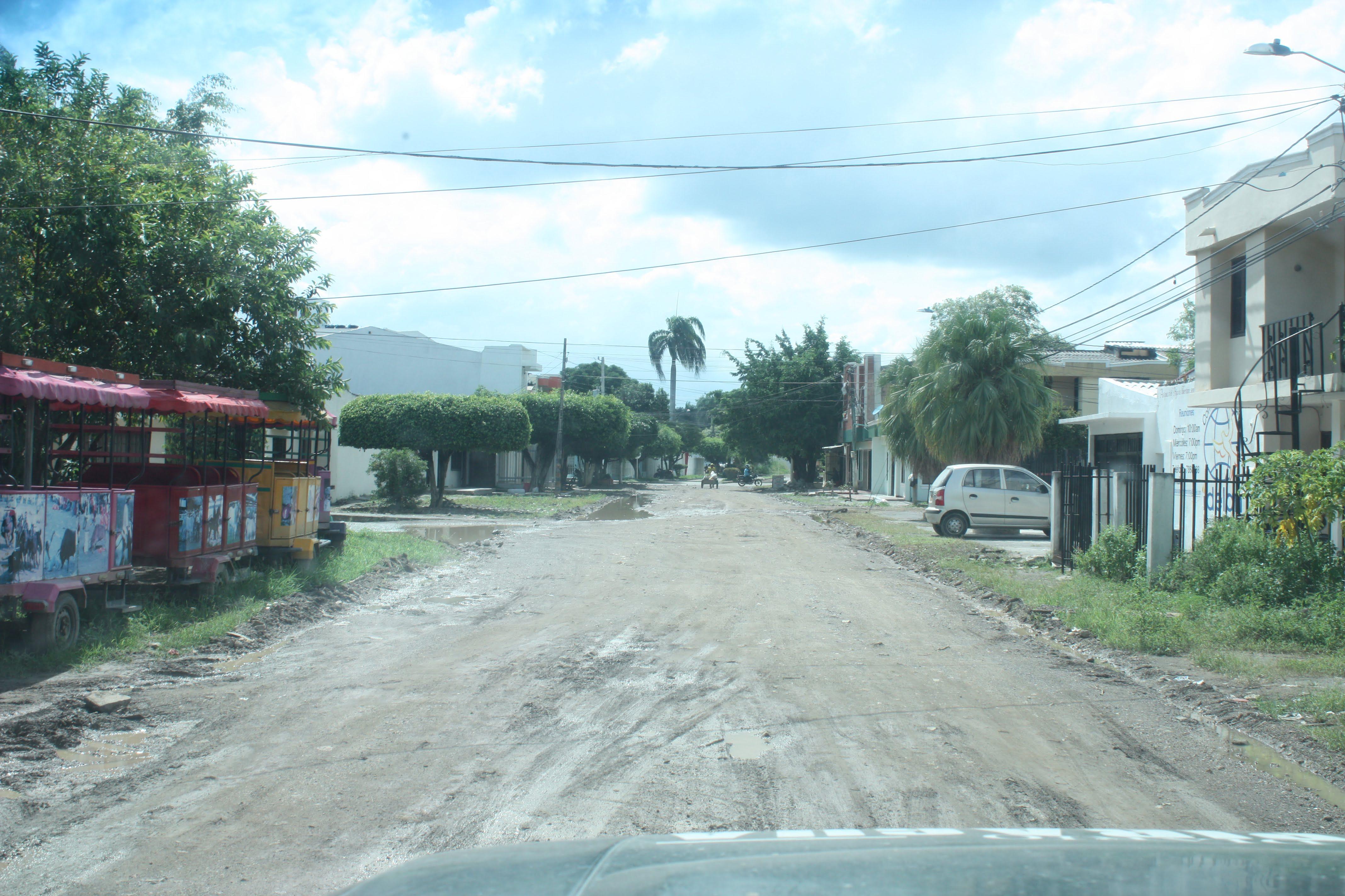 El 5 de Enero se inicia pavimentación en el barrio Buenavista