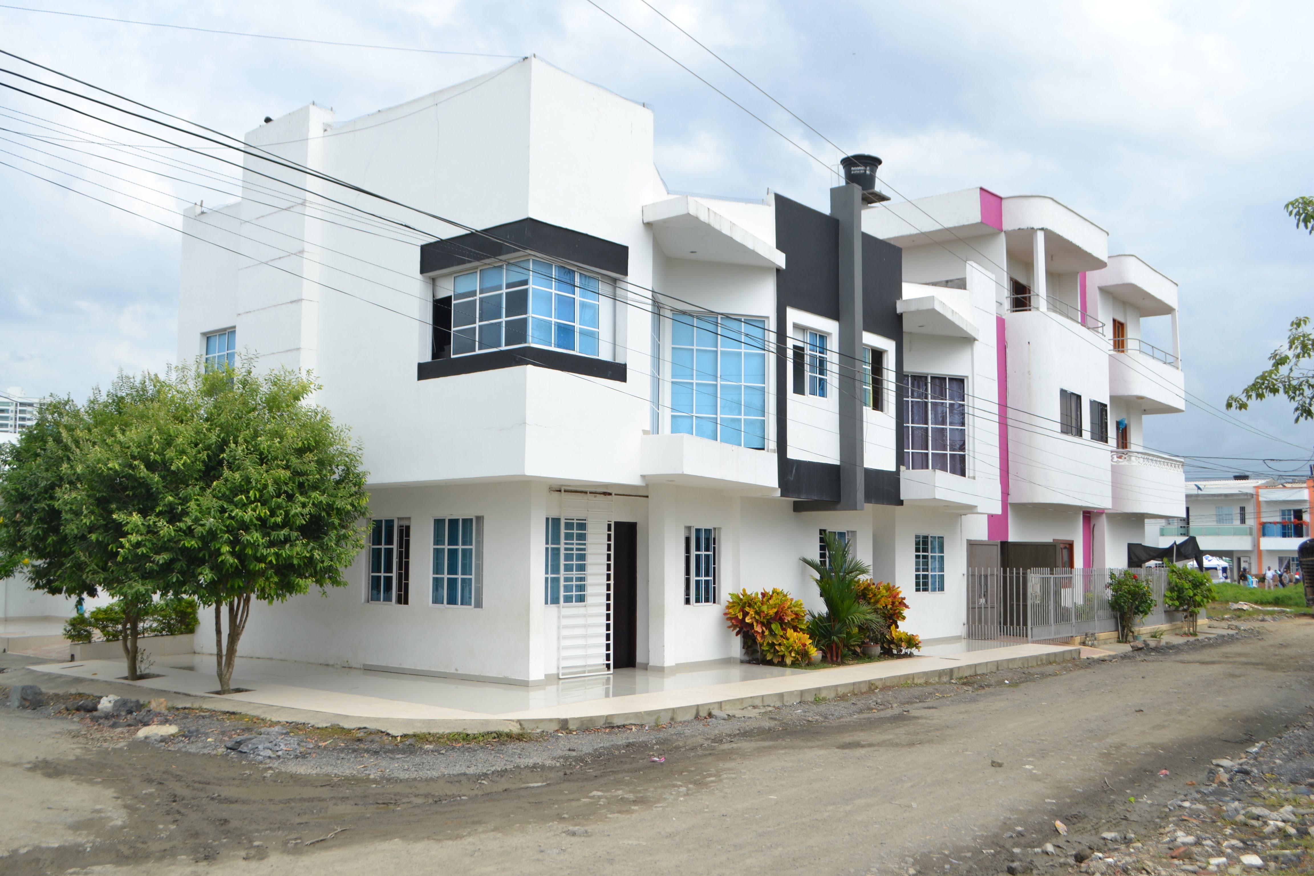 Barrio Santa Bárbara, engaño residencial