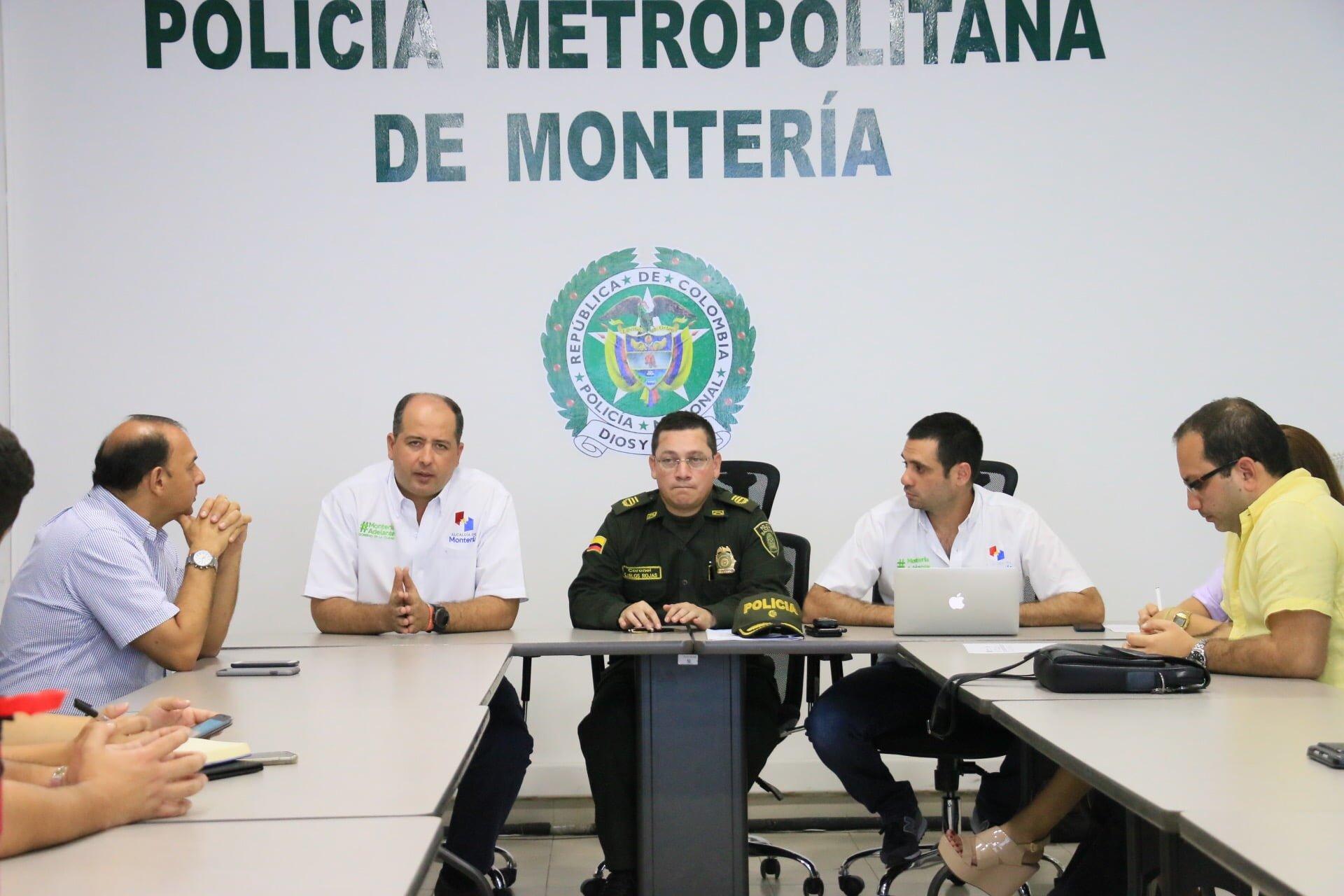 Se realizó primer consejo de seguridad del 2017