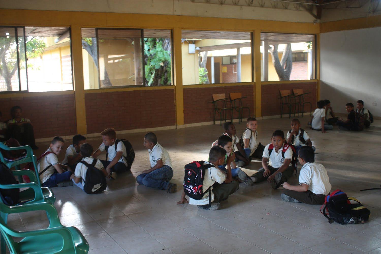 Realizan balance de recursos de tres colegios de Montería