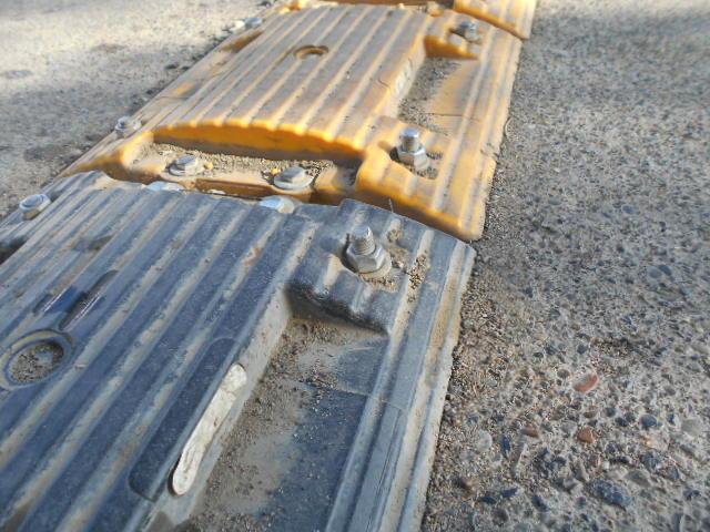 ¡Al fin!: Reductores de velocidad fueron instalados sobre carretera troncal en Buenavista