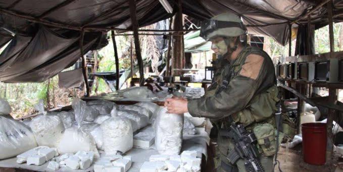 En Toledo, Antioquia Ejercito destruyó laboratorio de coca del «Clan del Golfo»