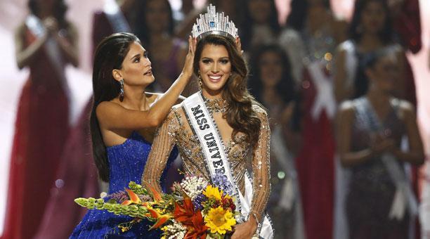 Miss Universo y la corona Francesa, Iris Mittenaere nueva soberana Universal