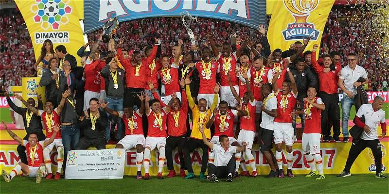Santa Fe campeón de la Superliga