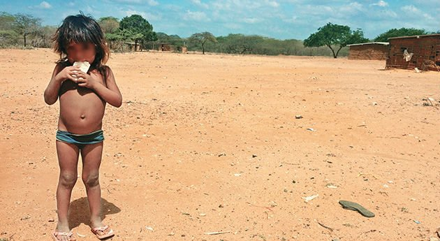 Muere cuarto niño por desnutrición en lo que va del año en La Guajira