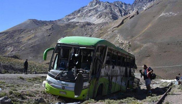 En Argentina murieron 19 personas en un accidente de tránsito