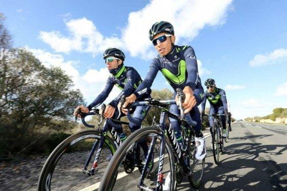 Nairo escala a la novena posición de la Vuelta a la Comunidad Valenciana