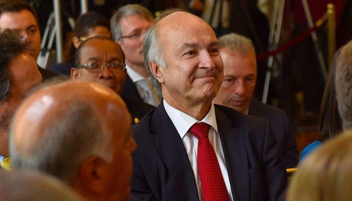 El exmagistrado Enrique Gil Botero es el nuevo ministro de Justicia