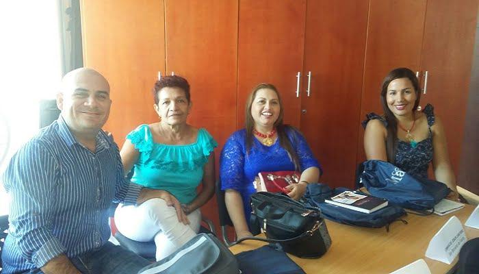 Coordinadora del programa Colombia mayor asistió a capacitación