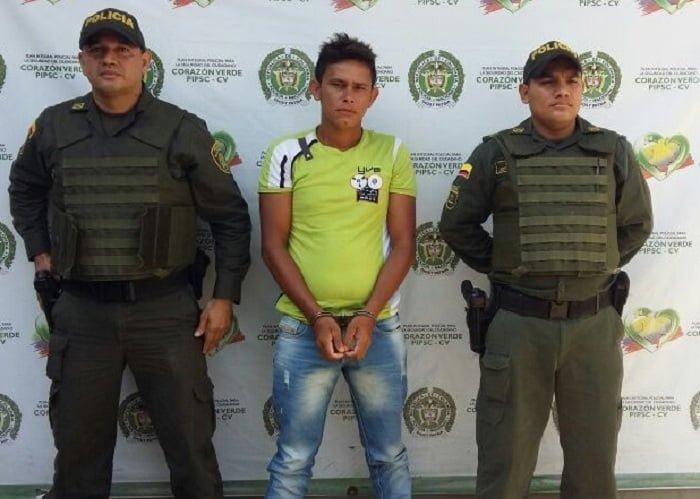 Capturado alias' Guayaquil' del Clan del Golfo