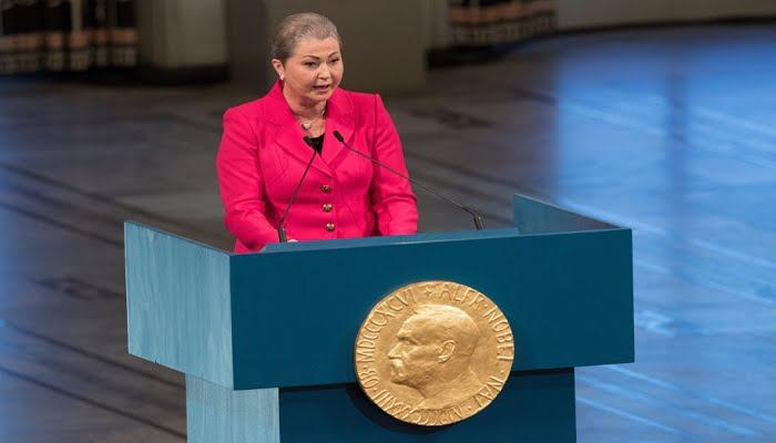 Muere presidenta del Comité de Nobel noruego