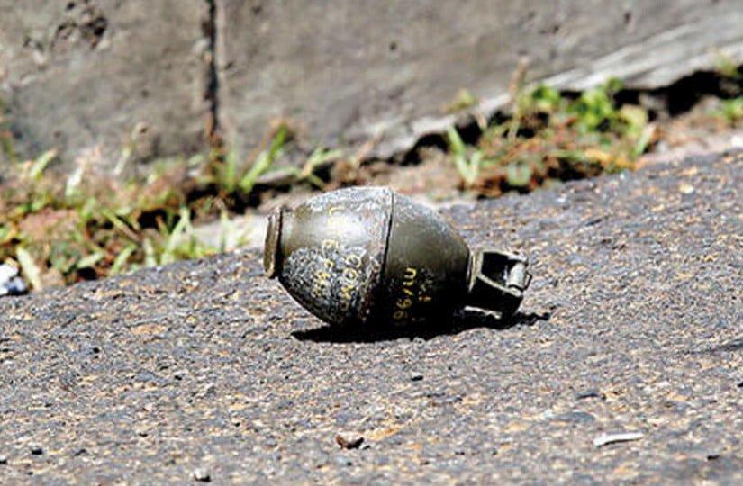 Alarmados en el barrio Policarpa por el hallazgo de una granada en la vía pública