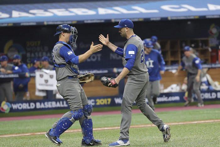 En el inicio del Clásico Mundial de Béisbol, Israel vence a Corea del Sur