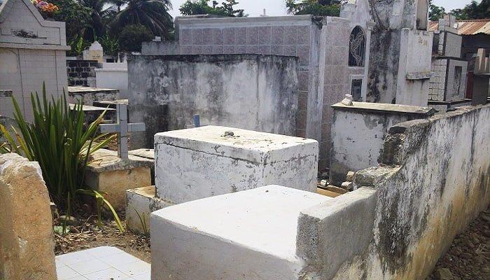 Cementerio de Leticia es inseguro