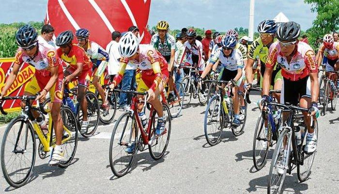En Tierralta el domingo será de ciclismo