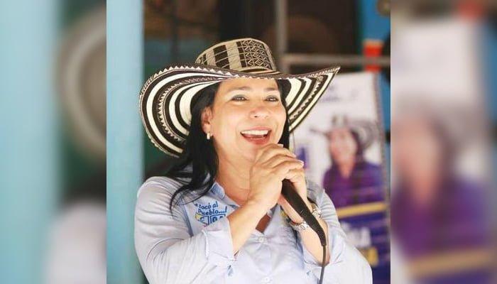 Senadora de Córdoba en el ojo del huracán
