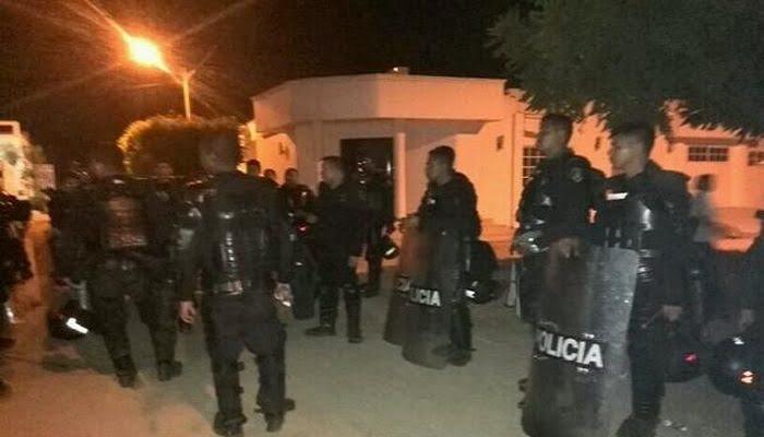 Turba iracunda arremete contra hombre que golpeaba a su mujer en Cantaclaro