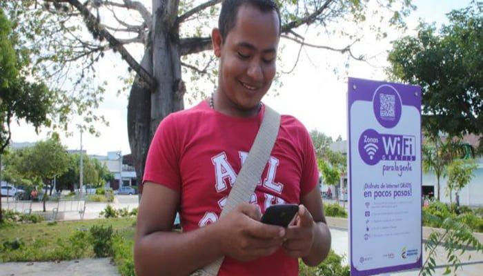 Montelíbano tendrá zona wifi gratis