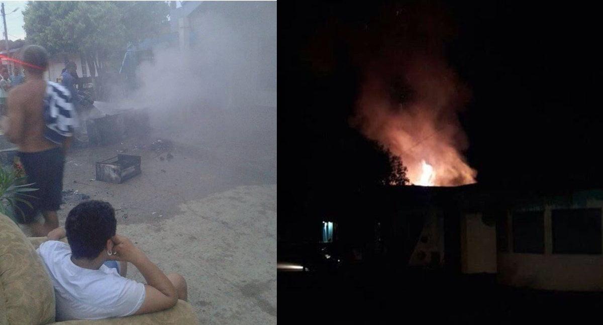 """""""Atendimos la emergencia por principio de solidaridad"""": jefe de bomberos de Cereté se refiere a incendio en San Pelayo"""