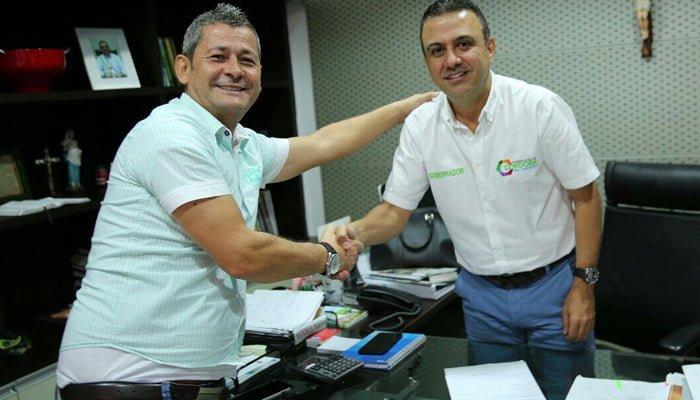 Gobernación dona 700 millones de pesos para apoyar a Jaguares de Córdoba