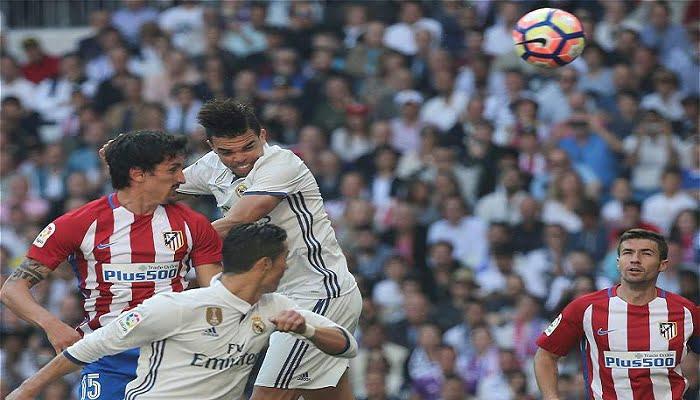 Real Madrid empató en el derbi y pone en riesgo el liderato