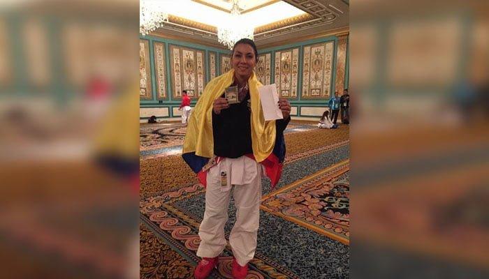 Cordobeses brillaron en torneo de Karate en Estados Unidos