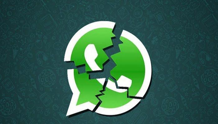 WhatsApp está caído y usuarios enloquecen en redes