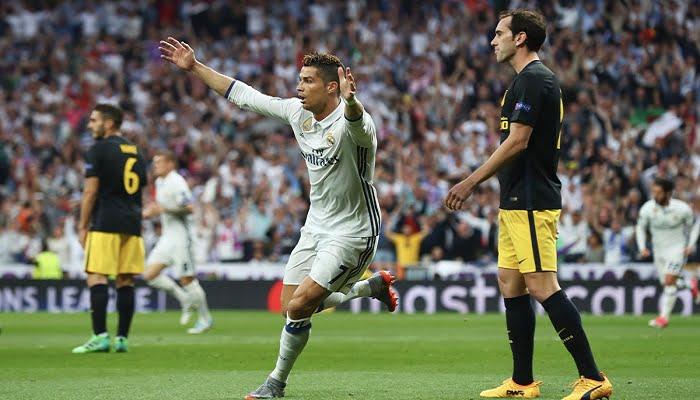 Cristiano pone al Madrid con pie y medio en Cardiff