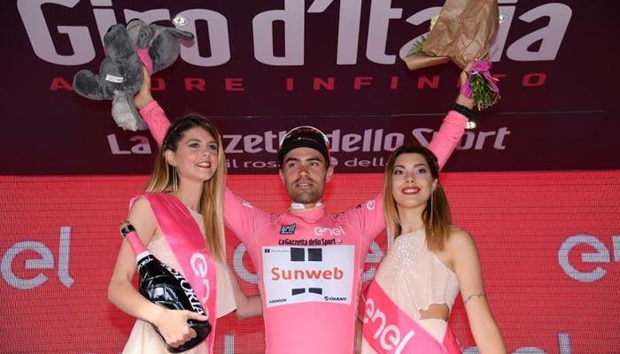 Pierre Rolland Ganó la etapa 17 del Giro de Italia