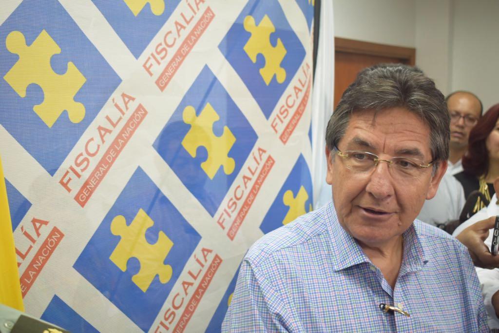 Fiscal General pide al Congreso aprobar ley anticorrupción tras resultados de la Consulta