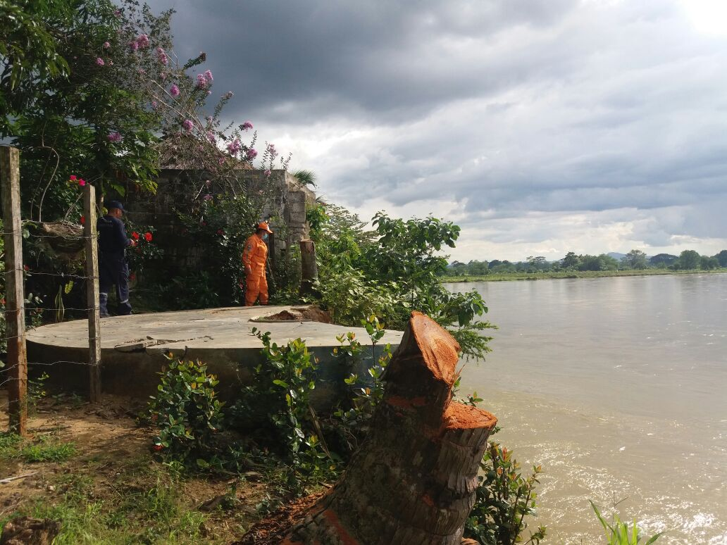 Monitoreo al río sinú