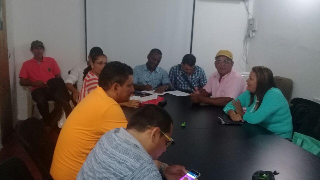 Corporación Edilica sesiona en Tierralta