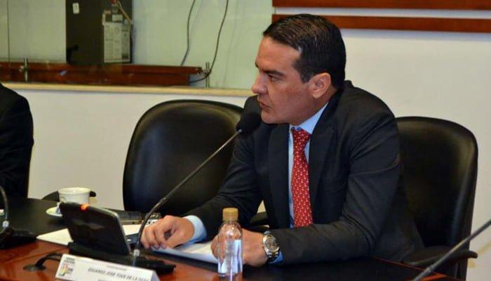Representante Eduardo Tous Solicita en la comisión quinta de la cámara intervenir a Uniaguas.