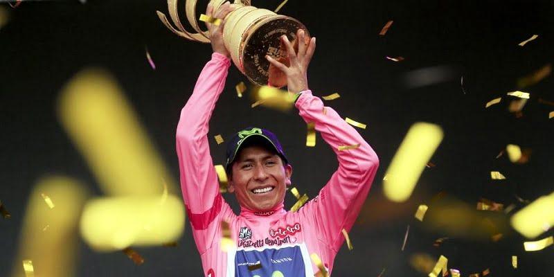 Quintana es favorito para los 100 años del Giro